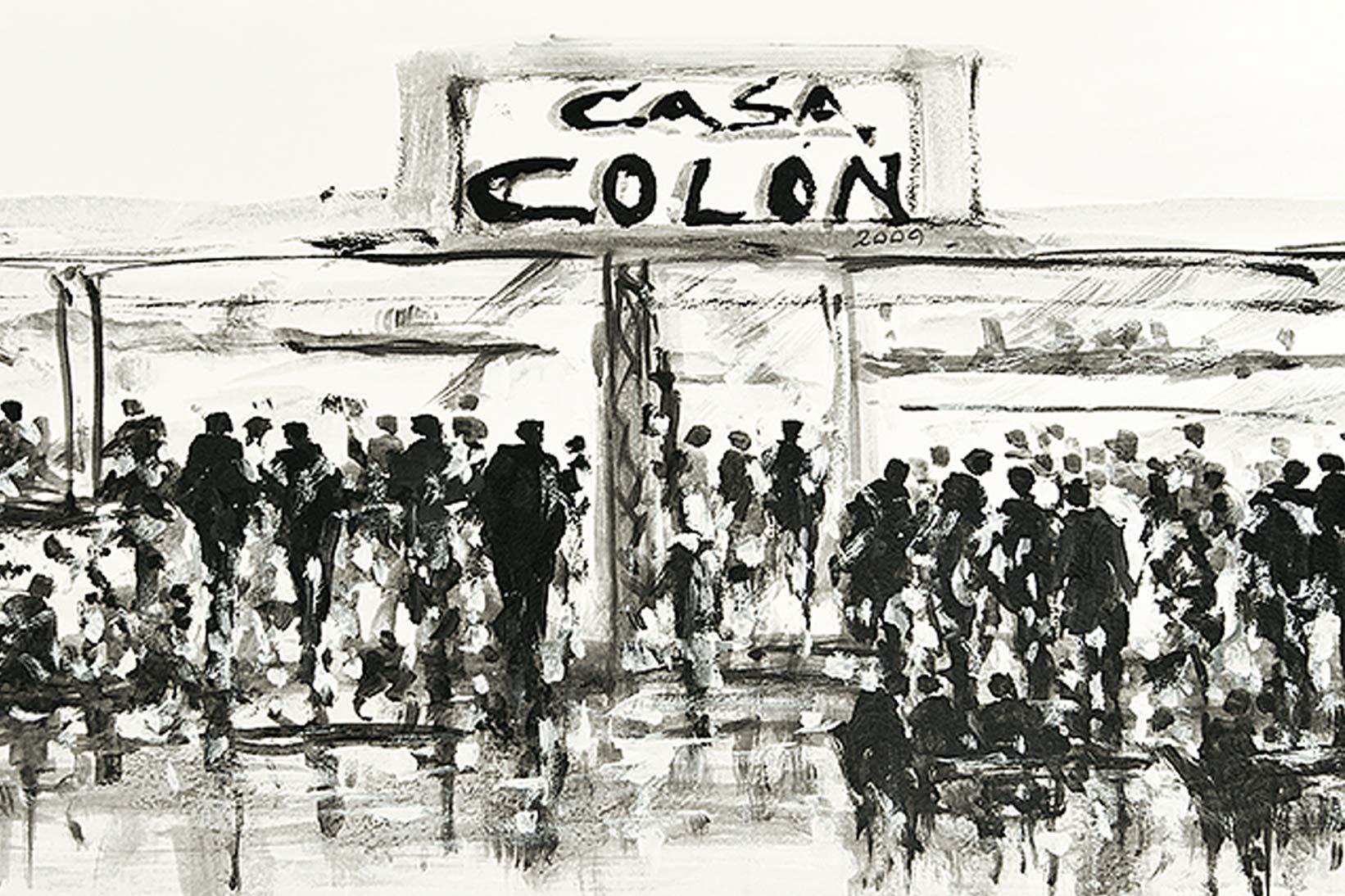 gastrobar Casa Colón- tapas